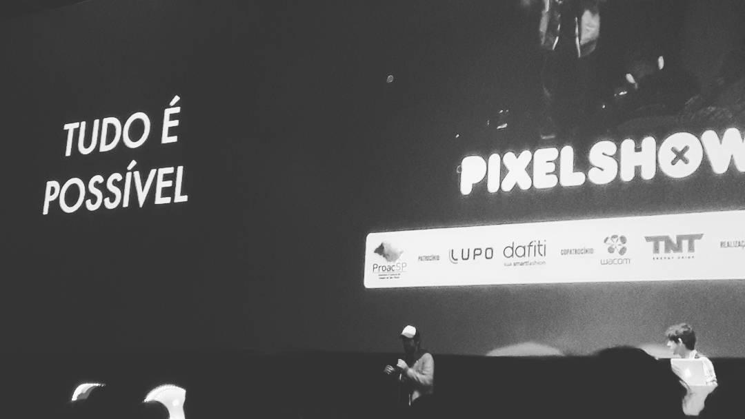 Pixel Show - site Cultura Osasco