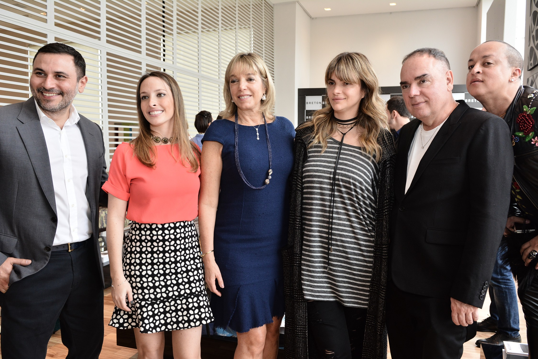 Andre Lima, Giselle e Anette Rivkind, Juliana Jabour e Reynaldo Lourenco e Valerio Araujo (3) - ModaNews