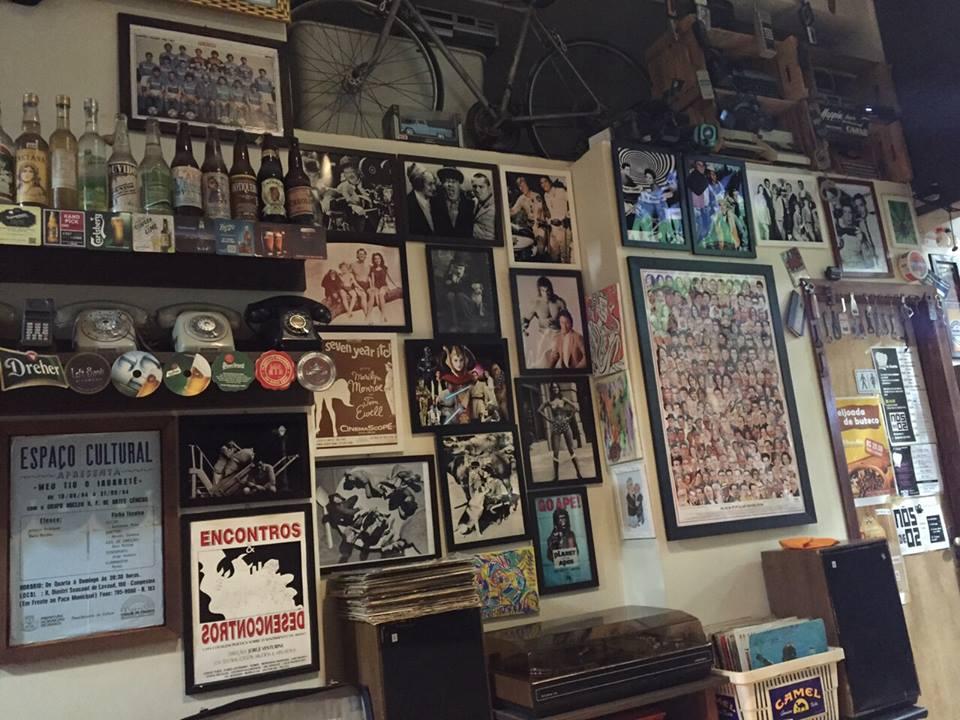 Boteco e Galeria do Nei - Bar do Nei - site Cultura Osasco