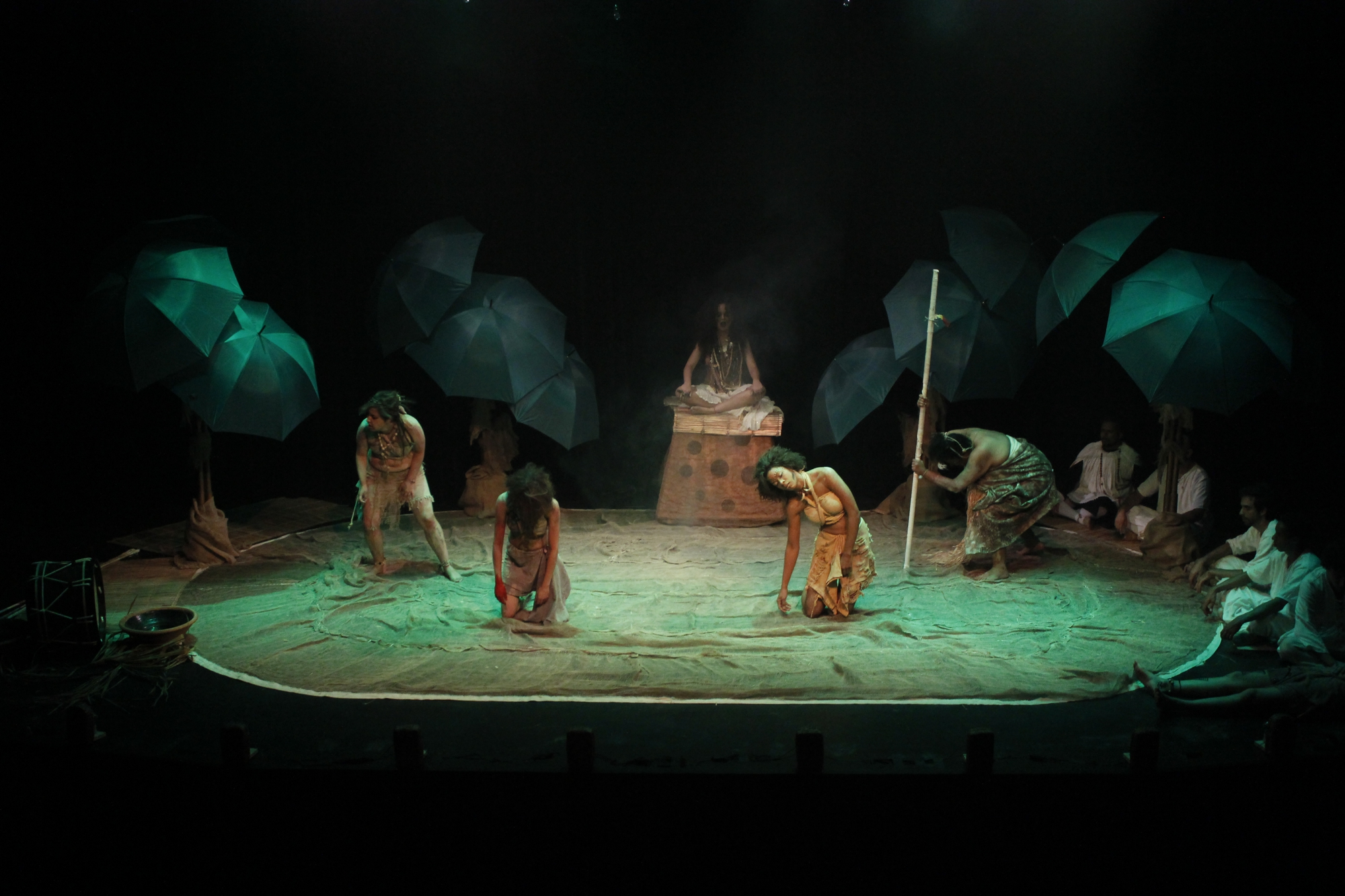 Sesi Vila das Merces - Terra brasilis - 2013 - site Cultura Osasco